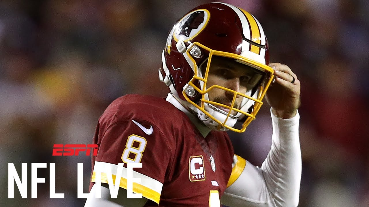 Will Washington make a last-minute offer to Cousins?