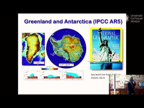 The Melting of Greenland - Prof Konrad Steffen: March 2017