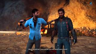 Just Cause 3: Full Game Walkthrough Story Missions +Ending(PS4/1080p/No Commentary)