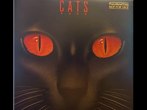 The Cats  On the Prowl Vinyl 4KHD