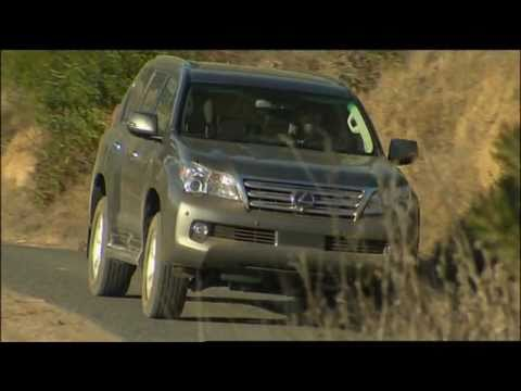 MotorWeek Road Test: 2010 Lexus GX 460