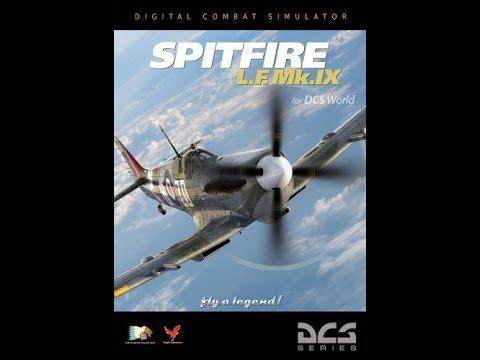 DCS: Spitfire LF Mk. IX - Start Up Tutorial