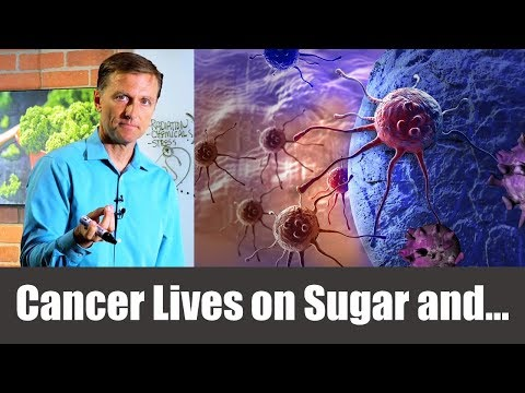 Cancer Lives On Sugar AND...Something Else