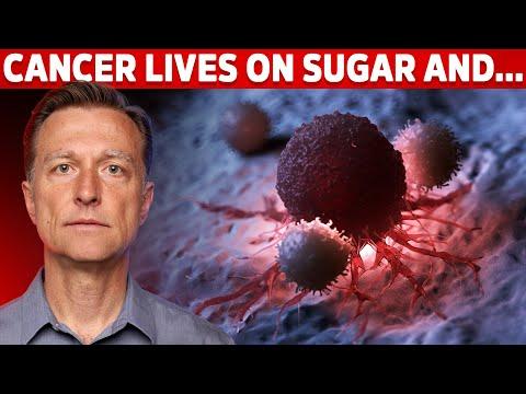 Cancer Lives On Sugar AND...Something Else