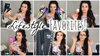 My Lifestyle + Fashion Favorites!