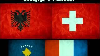 Mëso Frengjisht Shqip Fjalor Audio 1 -25 French Albanian