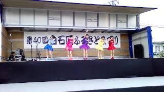 札幌の白石区ふるさとまつり、ミルクスのライブです。2015年7月1...