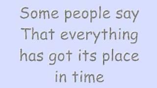 Weslife - Swear It Again [Lyric]