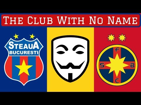 The Football Club With No Name: How Steaua Lost Their Identity