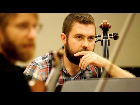 Jack Quartet at The University of Iowa on YouTube