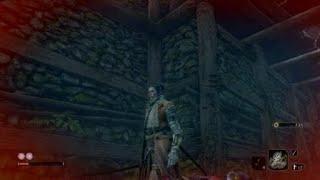 Sekiro: An honorable battle with Lone Shadow Longswordsman