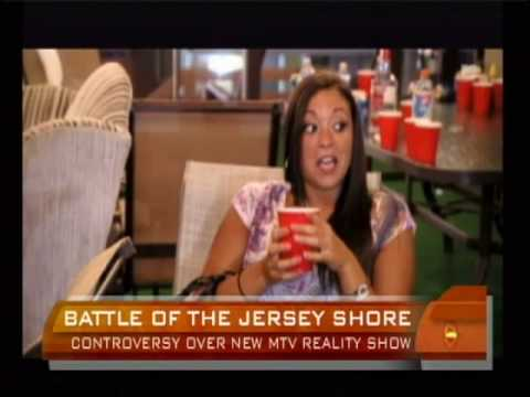 Jersey Shore's 'Guido' Outrage