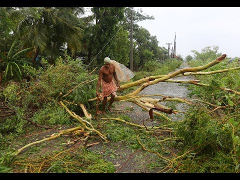 Monster Cyclone Slams Northeast India, Takes Aim At Bangladesh