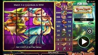 Grattage en ligne de jeux Robin Hood Prince Of Tweets 🍃🍃🍃