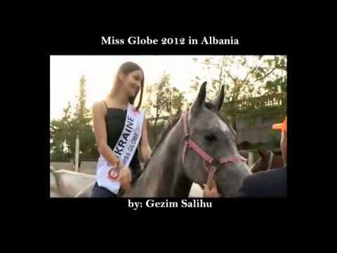 Miss Globe 2012 in Albania