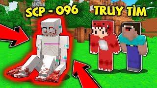 REX TRUY LÙNG SCP 096 SHY GUY !! | SCP 096 KẺ NGẠI NGÙNG ( OOPS REX MINECRAFT )