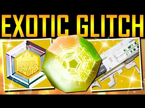 Destiny 2 - EXOTIC GLITCH! EXOTIC XUR QUEST! Raid Exotic! Secret Loot!