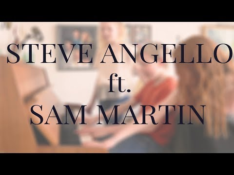 Steve Angello ft. Sam Martin - Nothing Scares Me Anymore (video)