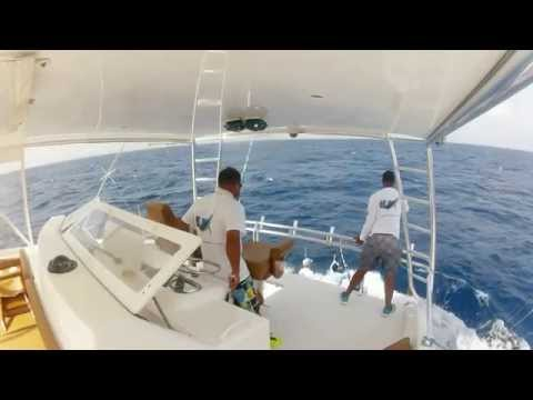 Picara Sportfishing 61 San Juan Bill Fish Tournament.