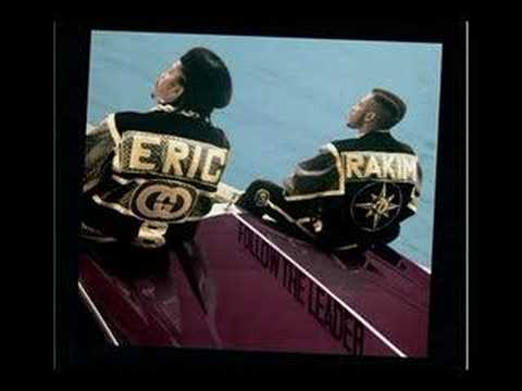 Eric B & Rakim - Make Em' Clap To This
