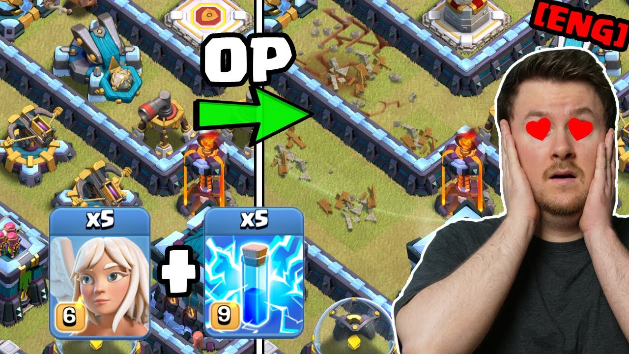 Creative + Strong and it is so much Fun | My Townhall 13 Strategy | ESLM AAA vs Tribe | #coc