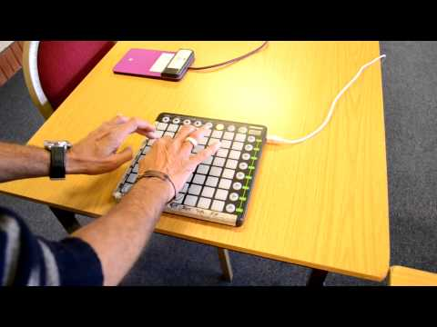 Creative Music Technology in the Classroom - Including Soundbeam & Wireless Switches
