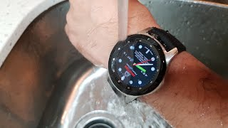 WATER Test. Galaxy Watch 46mm.
