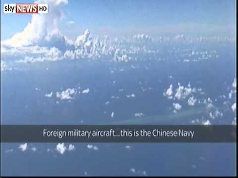 Watch: US-Chinese Standoff in the South China Sea