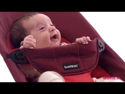 e96094bec BabyBjörn Balance Pihenőszék - YouTube