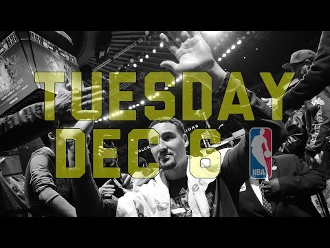 NBA Daily Show: Dec. 6 - The Starters
