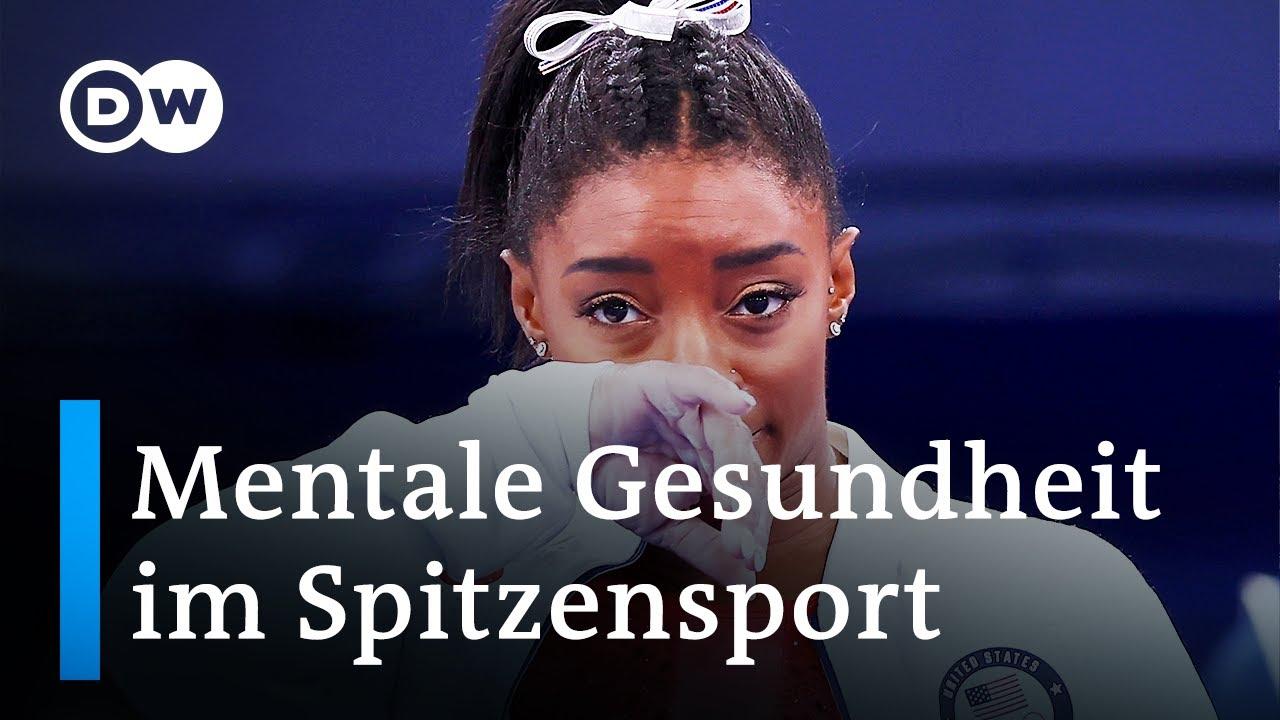 Olympia: Simone Biles sagt alle weiteren Wettkämpfe ab | DW Nachrichten