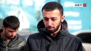 Мужчину средь бела дня похитили в центре Читы