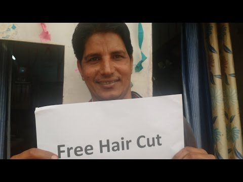 Free Hair Cut (Chu@ Mat Bana) Pranks In India 2016
