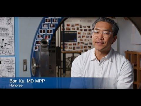 Cambridge Health Alliance 2018 Art Of Healing Award Honoree - Bon Ku, MD, MPP