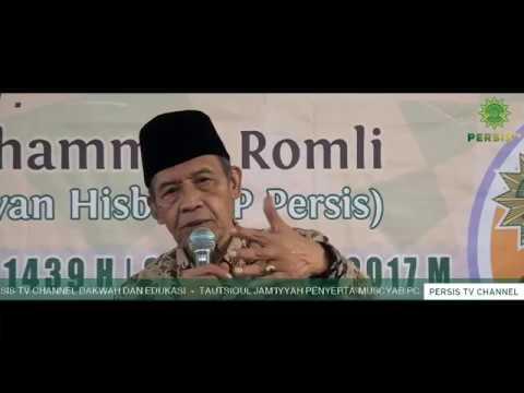 Kejam'iyyah Persatuan Islam ( KH. M ROMLI )