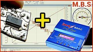 IMAX B6AC как подключить к компу? DIY адаптер USB-UART на FT232. Плата на ЧПУ