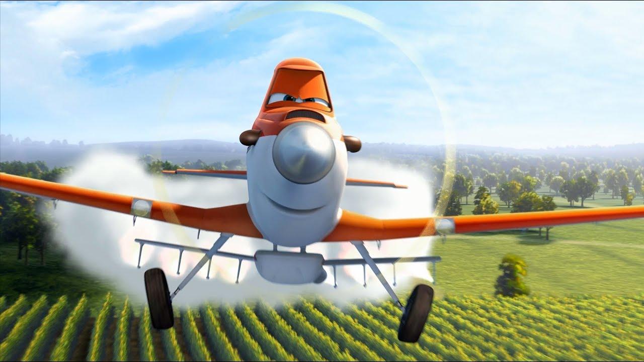 Disney S Planes Sneak Peek Clip With Dane Cook Youtube