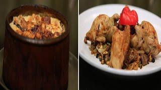 سمان محشي - أرز معمر بالسكر - فتة باللحم الحار | الشيف حلقة كاملة