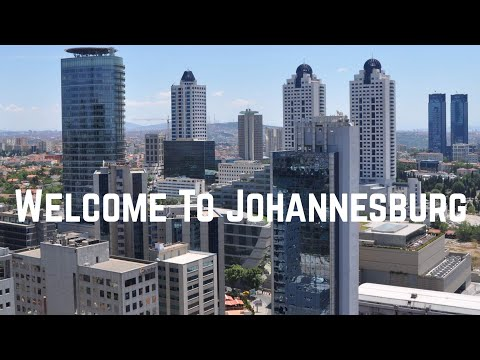 JOHANNESBURG VLOG  |CITY BUS TOUR