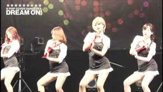 【DREAM ON! VOL.13】 AOA / Oh BOY cover by SOS