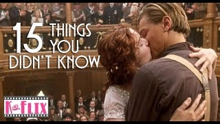 Titanic Movie Details And Easter Eggs