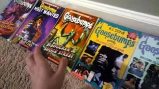The Goosebumps Book Review