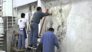 Pintura Mural Al Fresco (UNAM)