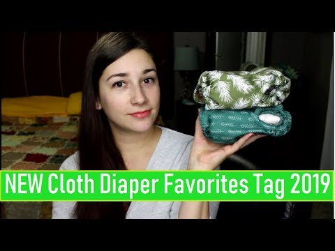 NEW Cloth Diaper Favorites Tag 2019 : Q&A All About Cloth Diapering
