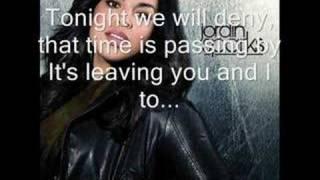 Jordin Sparks - Freeze - Lyrics