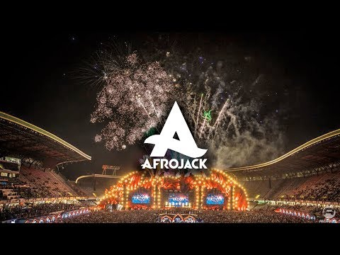 AFROJACK - LIVE @ UNTOLD 2017