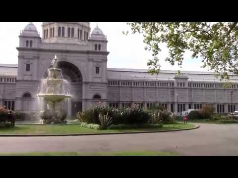 Royal Exhibition building, Melbourne - India2Australia.com