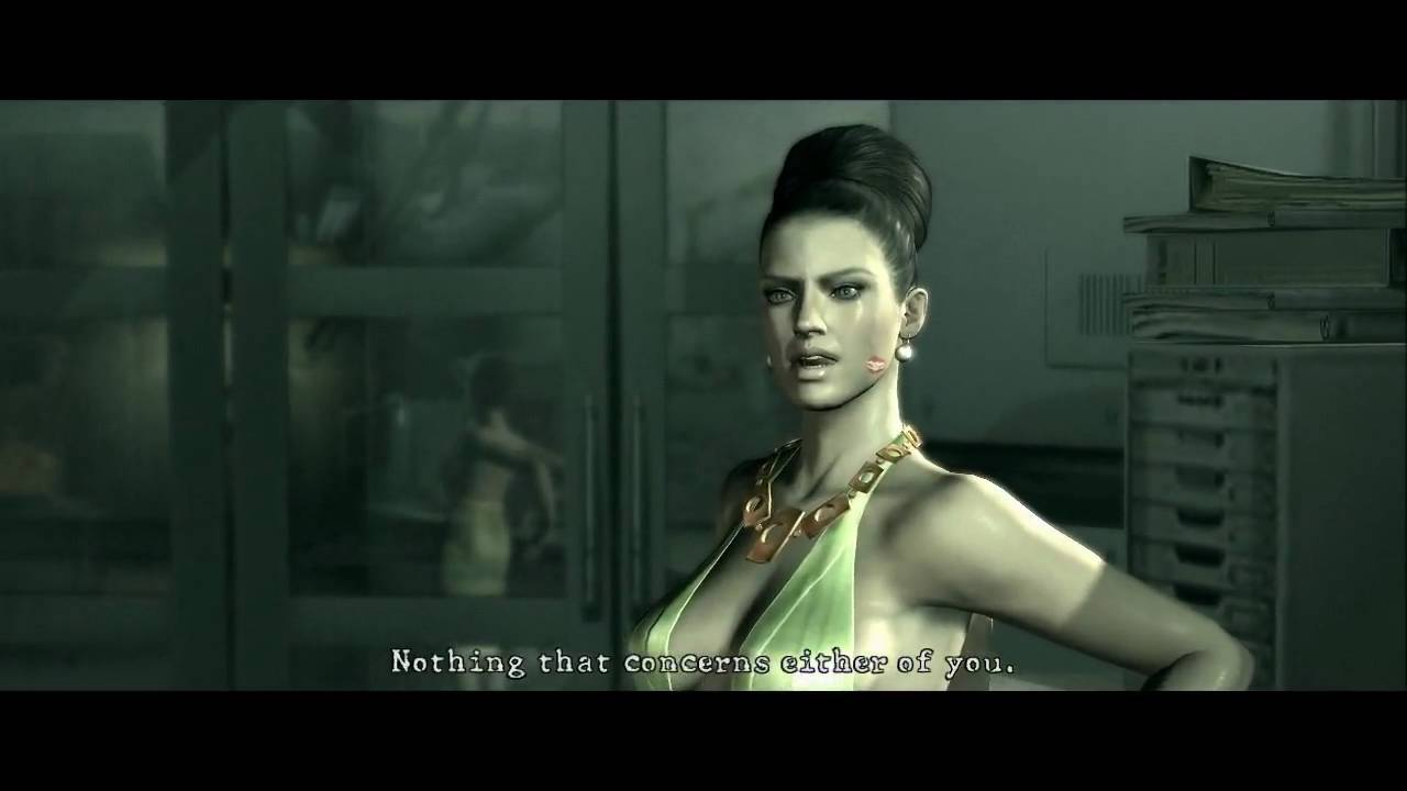 HD Resident Evil 5 : Chris finally get SIG 556 to Fight in ... Sig 556 Resident Evil 5