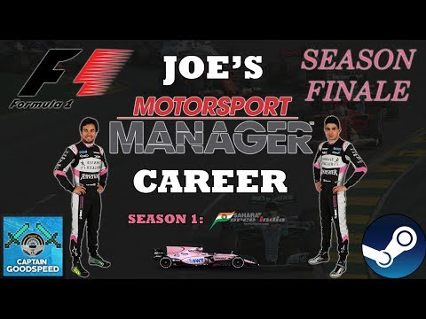 MOTORSPORT MANAGER | CAREER (FORCE INDIA) | S01 E15: LOST RECORDING +  | F1 2017 MOD