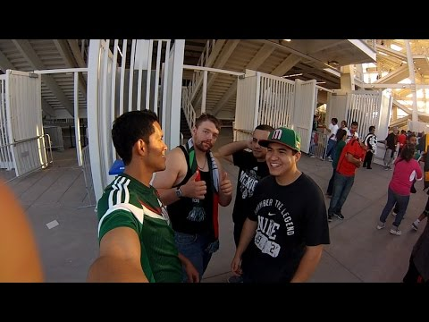 Mexico vs Chile Levi's Stadium